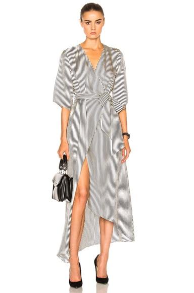 Kate Sylvester Sibylla Dress in Stripes
