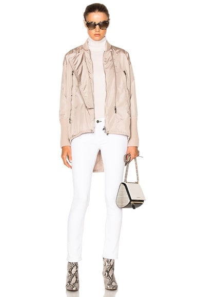 Tech Nylon Jacket
