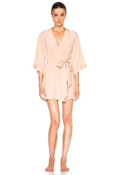 Kiki de Montparnasse Perfect Robe in Nude