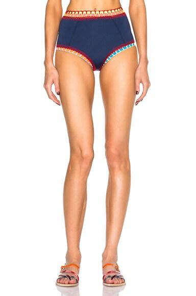 Tasmin High Waist Bikini Bottom
