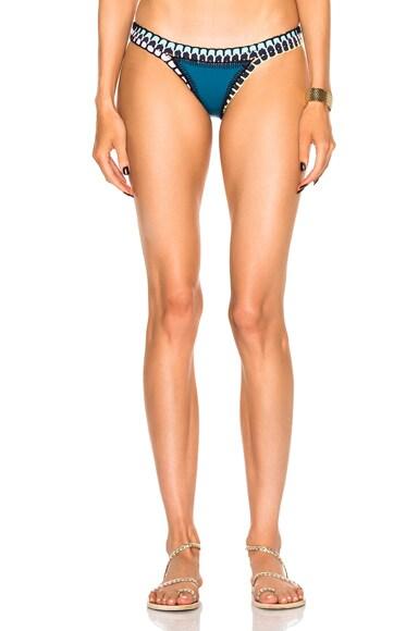 Flor Bikini Bottom