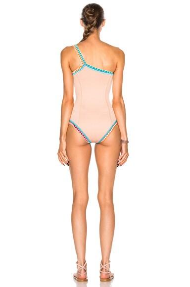 Luna One Shoulder Swimsuit