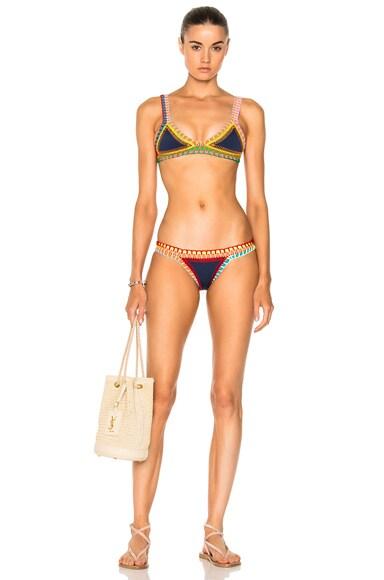 Tasmin Poly-Blend Bikini Top