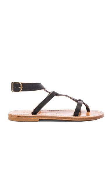 Leather Artimon Sandals