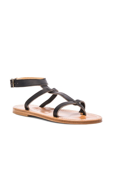 Leather Artimon Sandals