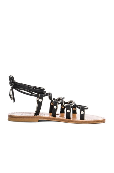 Leather Chauvet Sandals