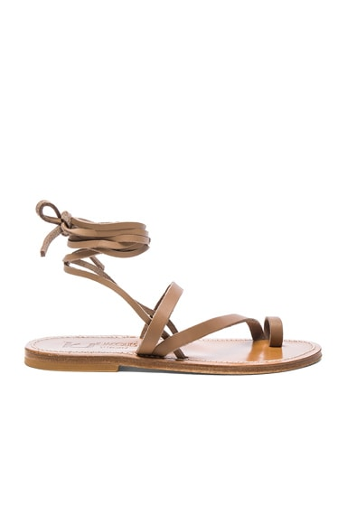 Leather Ellada Sandals