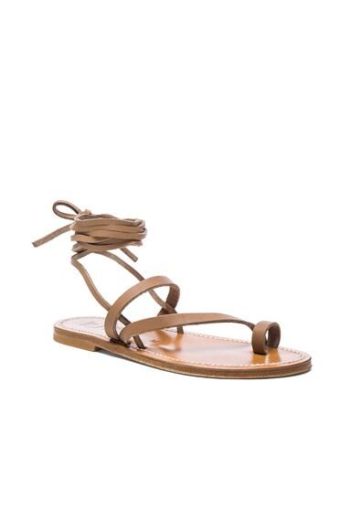 Leather Ellada Sandals