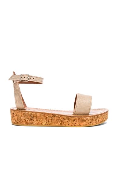 Suede Talloire Sandals K Jacques