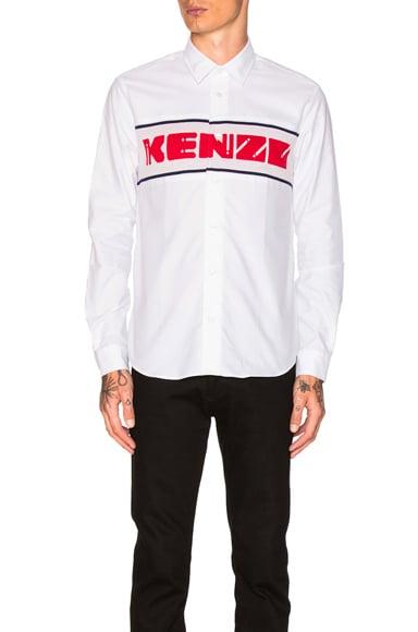 Kenzo Shirt in White