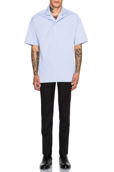 Large Popover Shirt
