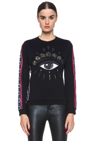Cotton Eye Sweatshirt