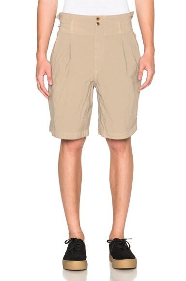 kolor Shorts in Beige