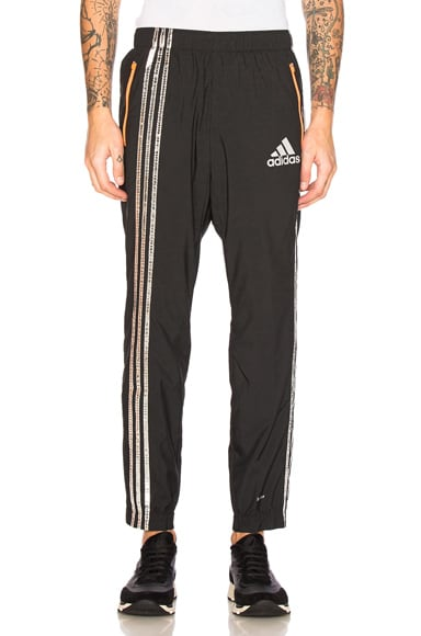 kolor x Adidas Track Pants in Black