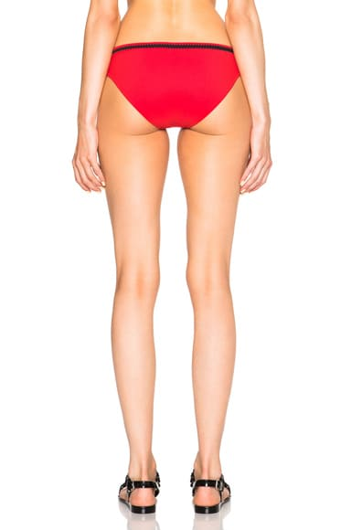 Pinking Hip Bikini Bottom