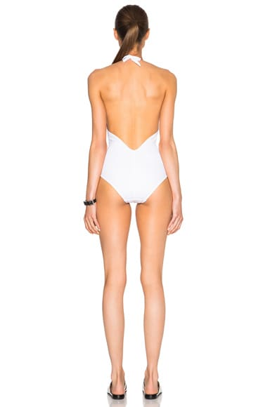 Basics Low Back Swimsuit