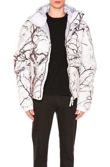 Strato K2 Camo Down Jacket