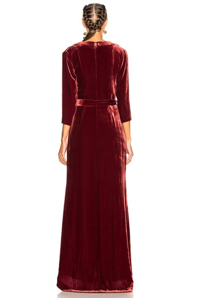 Rosalind Wrap Dress