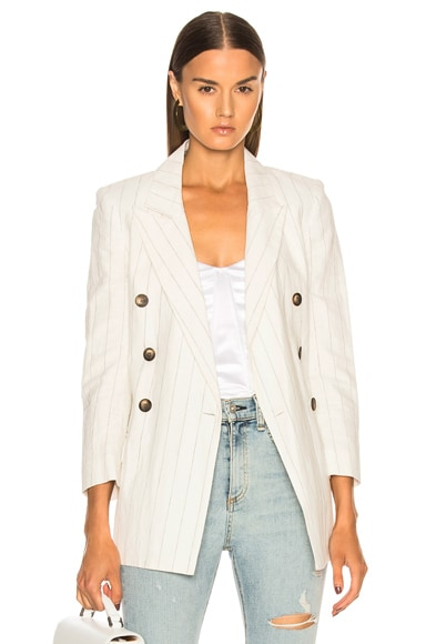 Brea Double Breasted Blazer