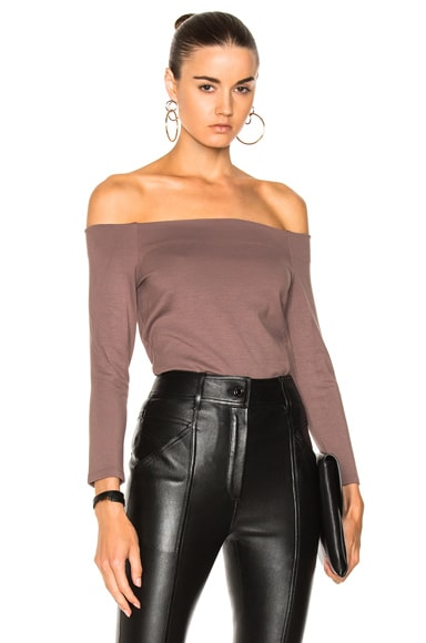Maria Off Shoulder Top