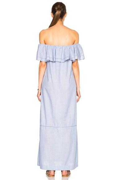 Mira Founce Dress