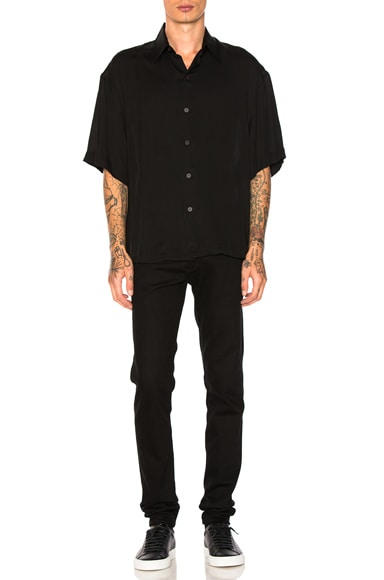 Oversize Short Sleeve Shirt