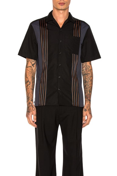 Striped Bowling Shirt