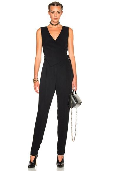 Lanvin Jumpsuit in Black