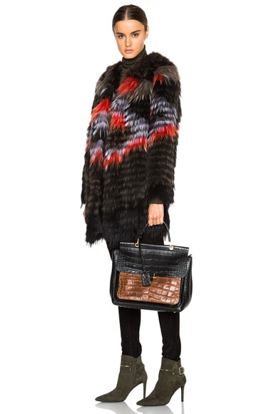 Braided Essential Textured Crossbody