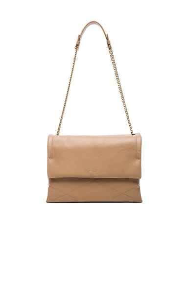 Lanvin Medium Sugar Bag in Sand