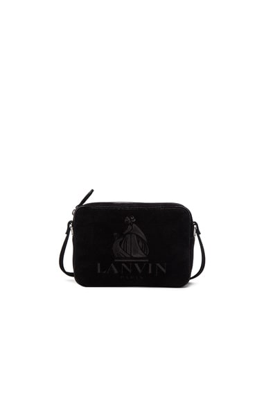 Mini Suede Nomad Crossbody