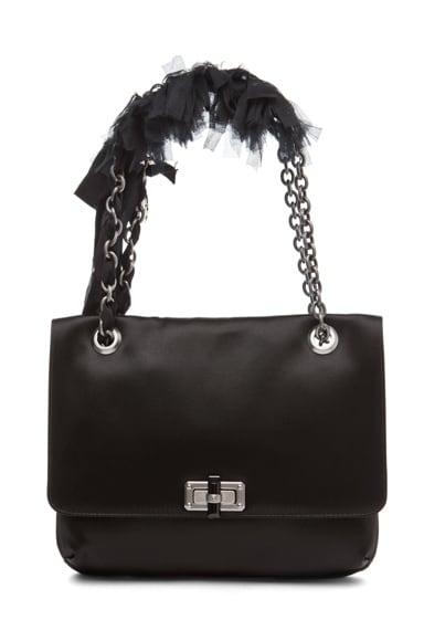 10 Year Anniversary Tulle Happy Handbag