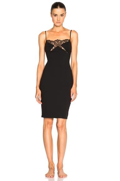 La Perla Shape Allure Chemise Dress in Black