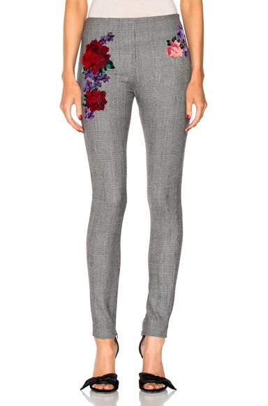 Prince of Wales Legging Pant