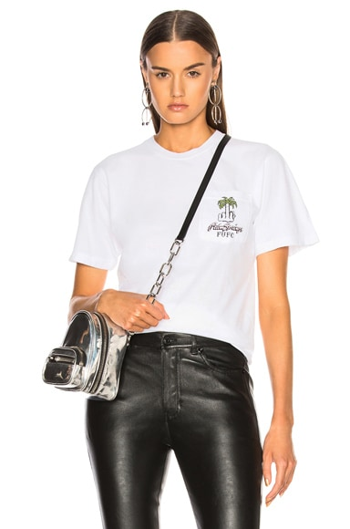 for FWRD FUFC Palm Springs Pocket Tee