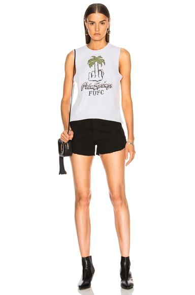 for FWRD FUFC Palm Springs Tank Top