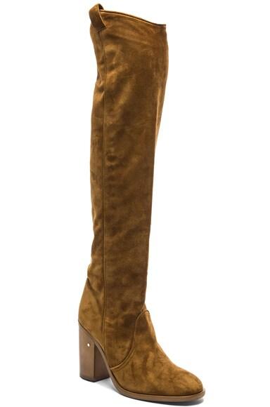Silas Suede Boots