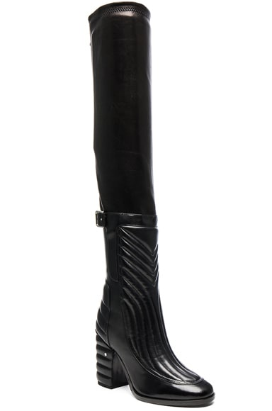 Bettina Leather Boots