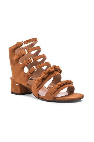 Kemo Suede Sandals