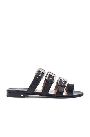 Kim Leather Sandals