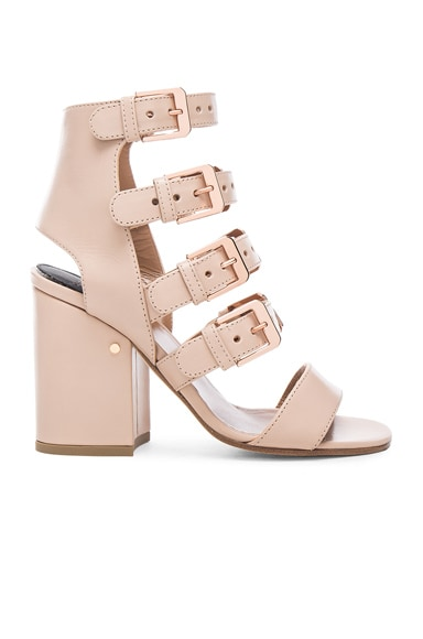 Kloe Leather Heels