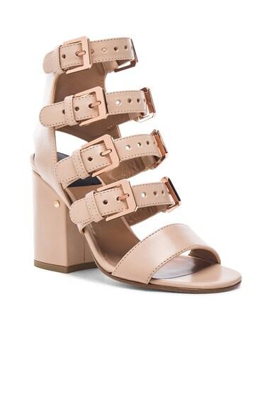 Kloe Leather Heels
