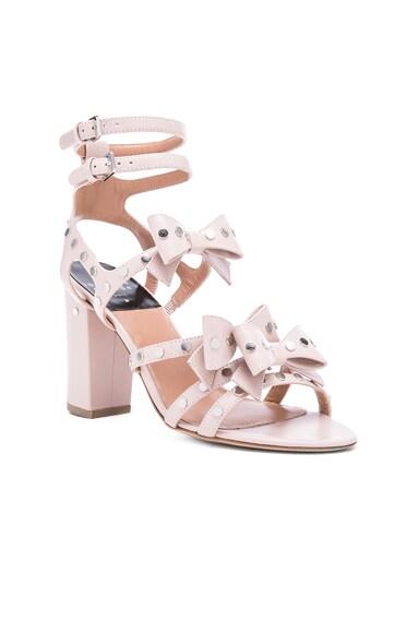 Karla Leather Heels