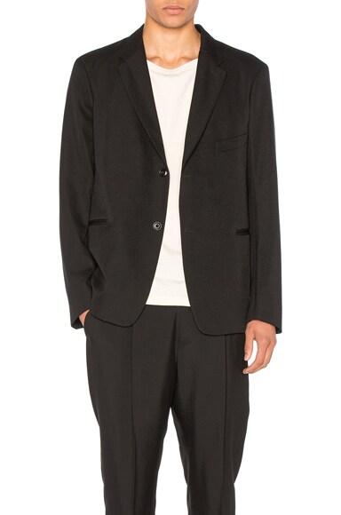 Wool Soft Jacket