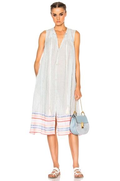 Lemlem Afia Dress in Mist