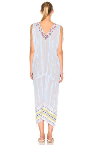 Edna Embroidered Caftan