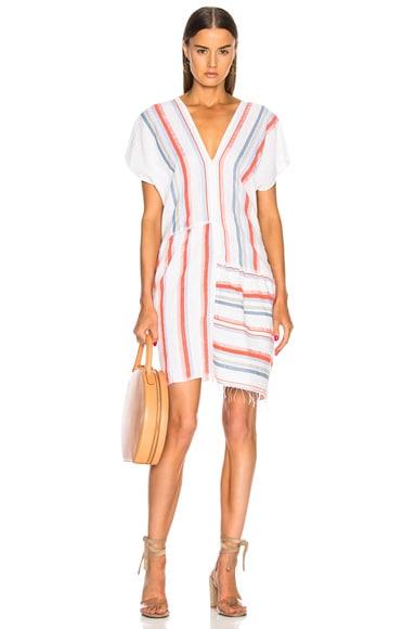 Asha Split Dress