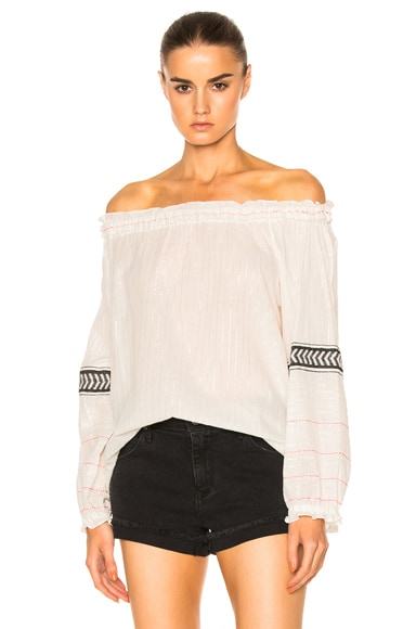 Zana Off-Shoulder Top