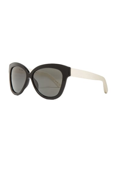 Cuved Square Sunglasses