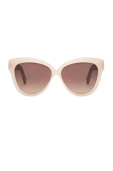 Curved Square Polarized Sunglasses